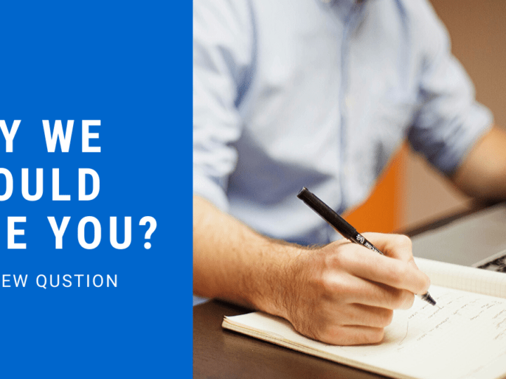 Why we should hire you?